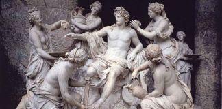 Apolo Dios de la poesía