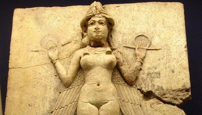 Astarté diosa de la guerra