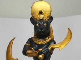 Sekhmet diosa de la guerra