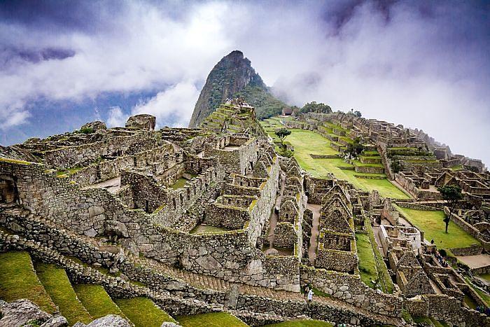 Mitología Inca, Ruinas Incaicas.