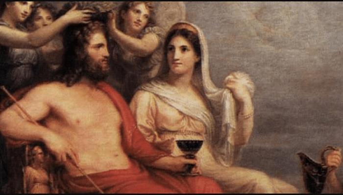 Mitos de Hera