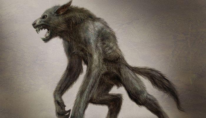 hombre lobo