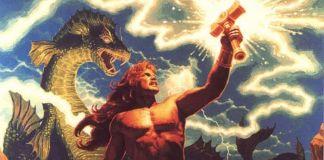 Thor Dios del trueno