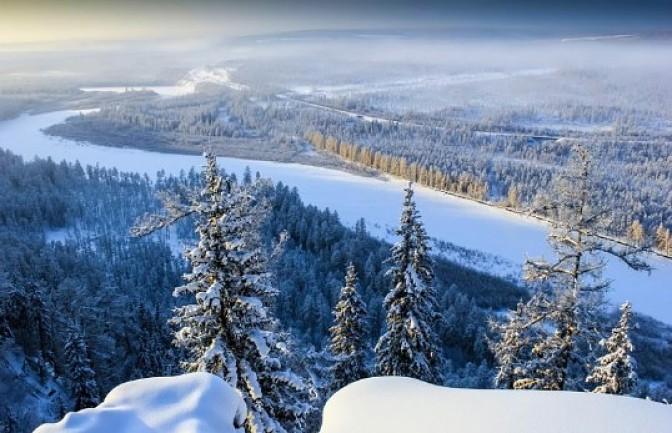 Mitología Siberiana