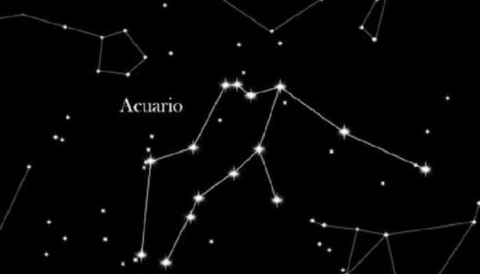 Constelación de Acuario