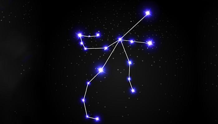 Constelación de perseo