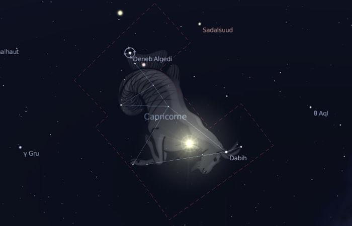 Constelacion de capricornio estrellas principales