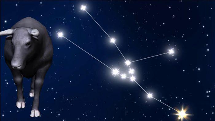 Constelaciones de la mitología griega