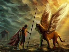 Edipo de la mitología griega