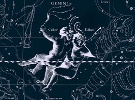Constelación de Géminis