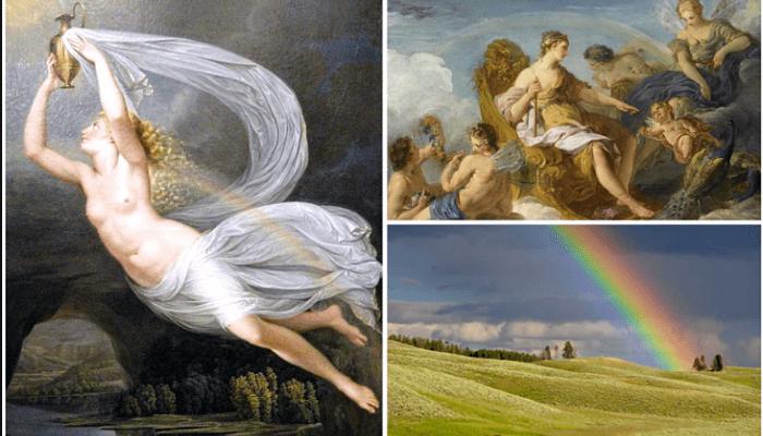Diosa del arco iris