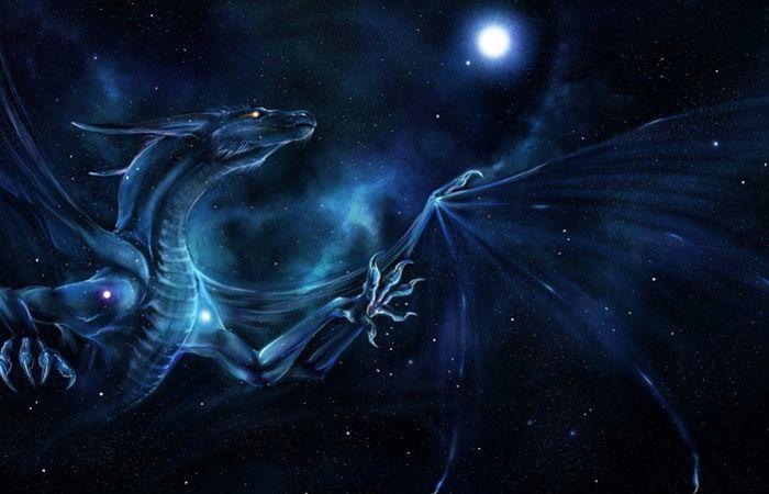 Constelación del dragón
