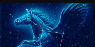 Mito de la constelación de pegaso
