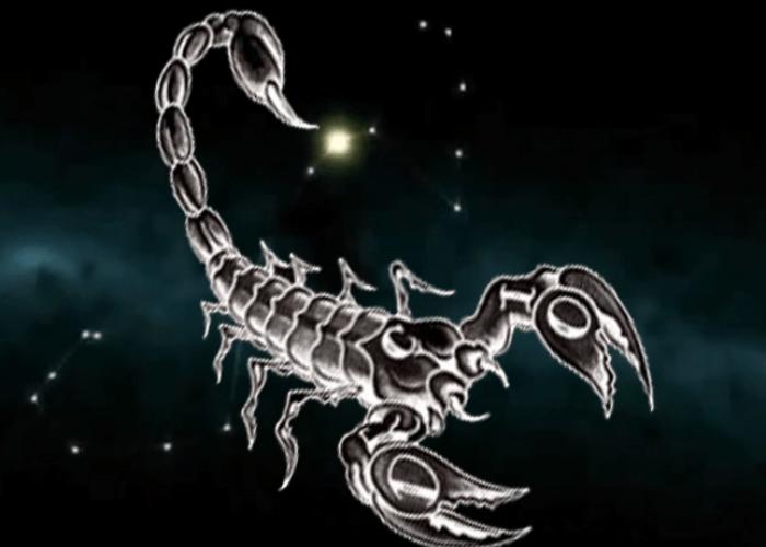 Mitología de escorpio