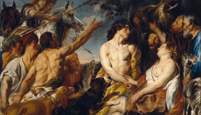 Mitos de Atalanta