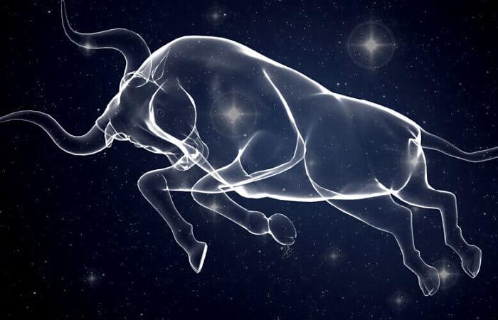 Mitos de la constelación de tauro