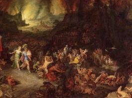 Muertos de inframundo griego