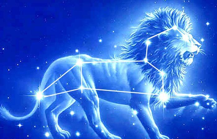Mito de la constelación de leo