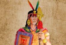 Manco Capac fundador del Perú