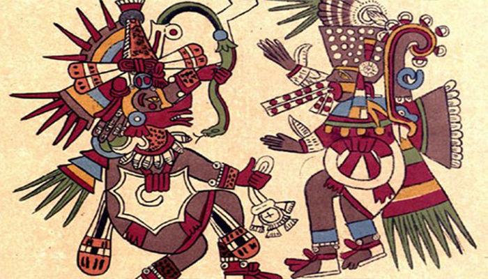 1) Quetzalcóatl
