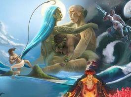 Mitología Maorí