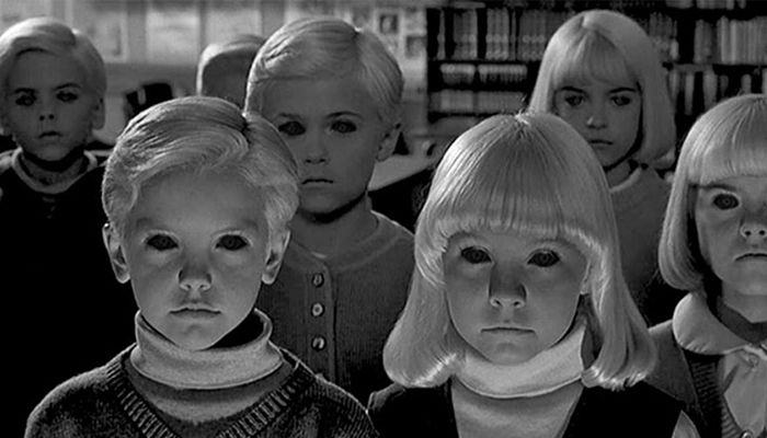 niños de los hijos de los ojos negros