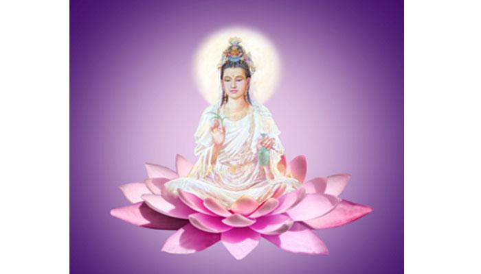 Guan Yin La Diosa de la Compasión