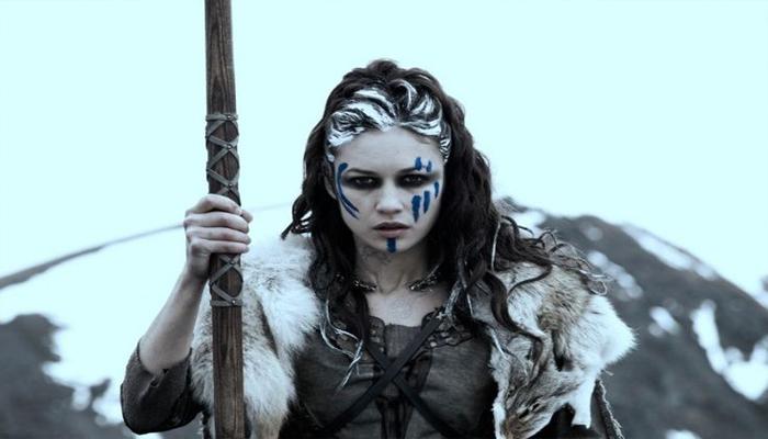 Volva Bruja de la era Vikinga