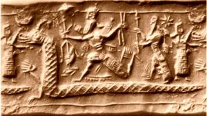 Origen de Tiamat