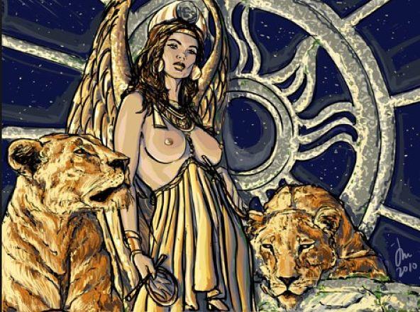 Mitología Anatolia