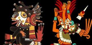 Divinidades De La Muerte De La Mitología Mexica