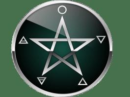Símbolos Wicca