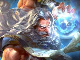 Mitología de Zeus