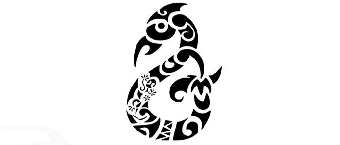 Manaia símbolo maori