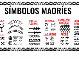 Símbolos Maoríes