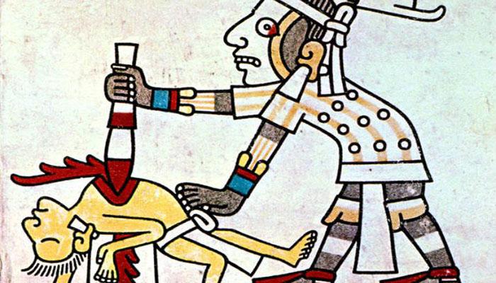 El mito azteca de Huitzilopochtli y el corazón