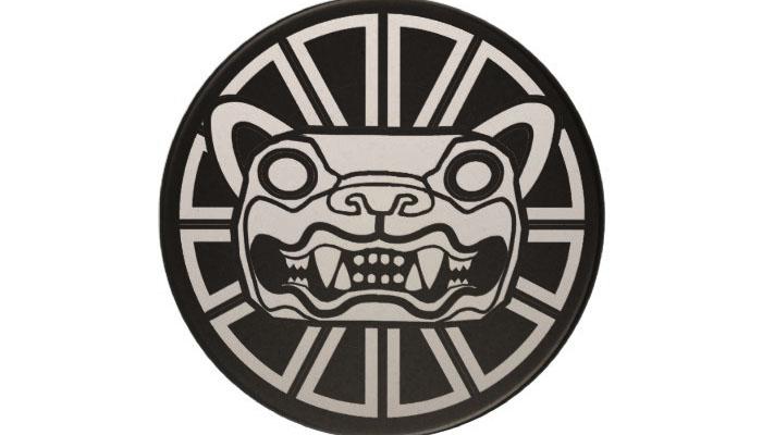 El Jaguar Símbolo maya
