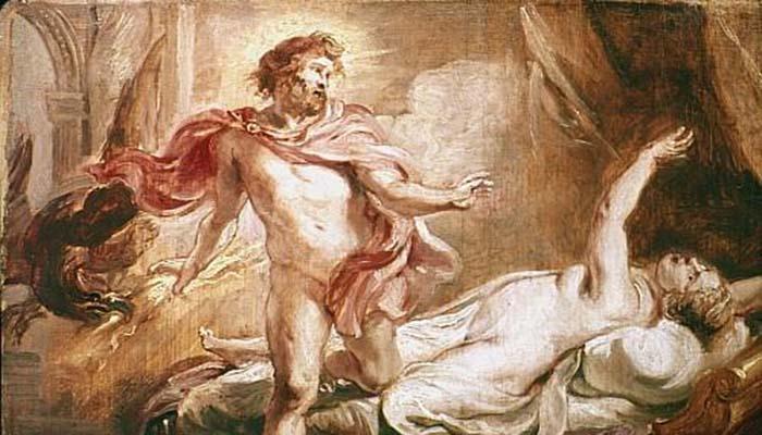 Mito de Zeus y Semele