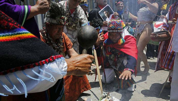 mitos de Bolivia el Oboish