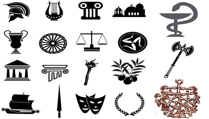 Símbolos Romanos