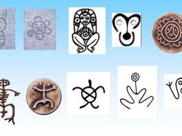 Símbolos taínos