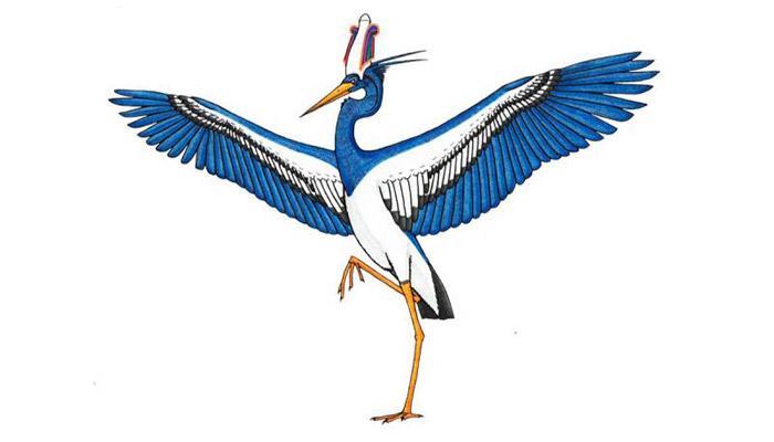 pájaro Bennu