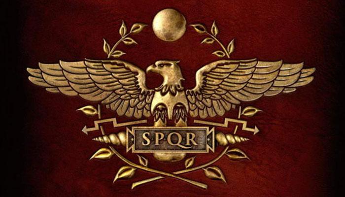El Símbolo del Águila Romana