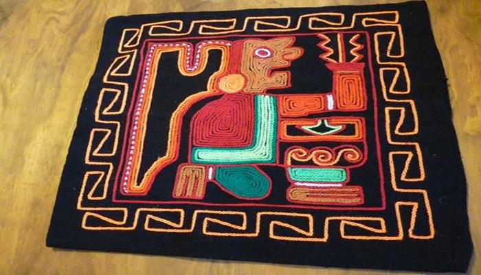 Figuras negras incas
