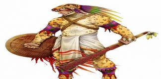 tipos de dioses olmeca
