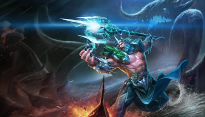 Mitología Del Dios Poseidón