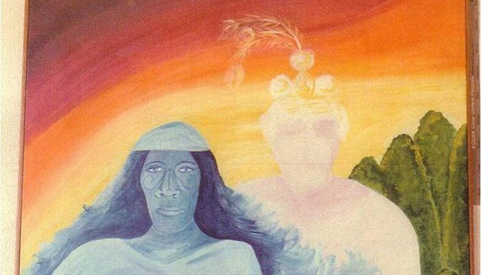 Pulowi de la tierra y Pulowi del mar