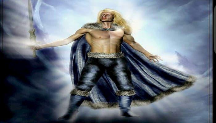 dioses nórdicos