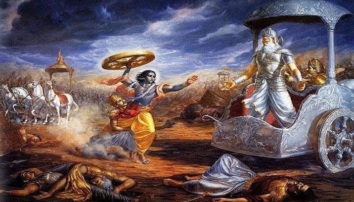mitología hindú Dwapar Yuga