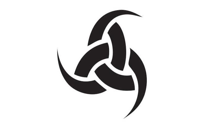 Triskele (Cuernos de Odin)